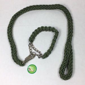 Dog leash dog collar Pet supplies